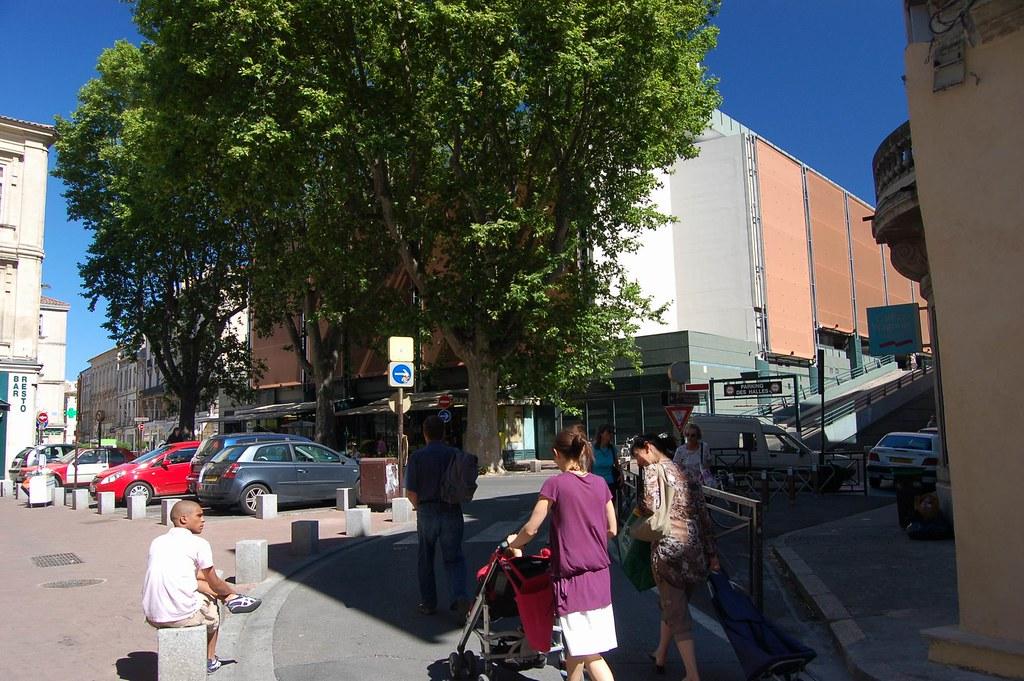 Les Halles Market, Avignon, Provence