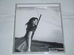 原裝絕版 1998年 木村佳乃 Kimura Yoshino ONE and ONLY CD 中古品