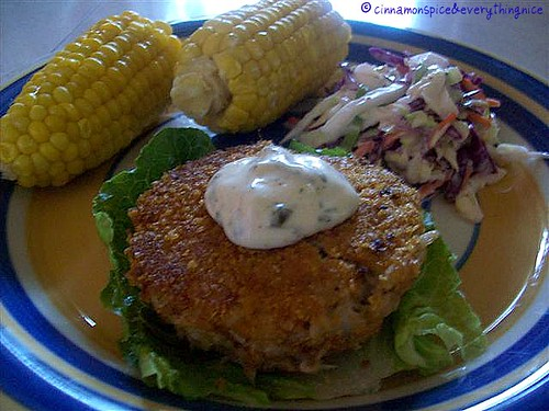... with spicy remoulade east coast crab cakes with east coast crab cakes