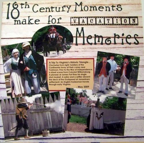 18th Century Moments