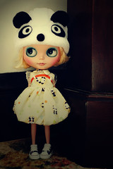 I'm Just a Little Old Panda - 9/365 A Doll A Day