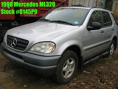 98 Mercedes ML320 -stock #0145P9
