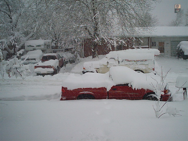 2003 march colorado sonoma denver blizzard gmc