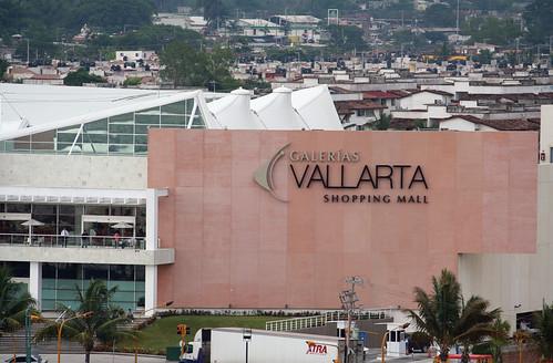 Gallerias Vallarta Shopping Mall - Puerto Vallarta
