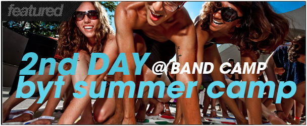 Band Camp header