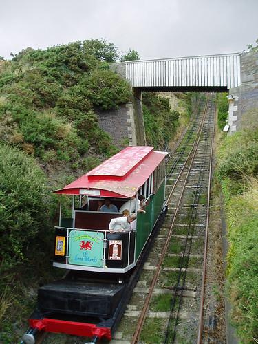 Cliff Railway, Aberystwyth