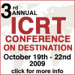 3rd annual ICRT Conference