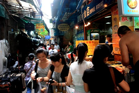 到廣州感受中國製造的價格優勢…