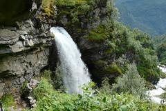 #0392 Storseterfossen (Geiranger) (Fjordblick) Tags: norway norge waterfall wasserfall skandinavien norwegen noruega norvegia geiranger norsk geirangerfjord norvge mreogromsdal skandinavia storseterfossen