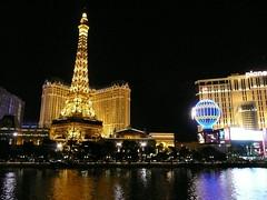 Eiffel Tower on The Strip?
