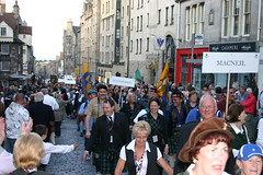 Clan MacNeil - The Clan Parade - The Gathering 09