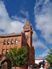 Urbana Courthouse Clock Tower (Ray Cunningham) Tags: county usa house tower clock dedication court illinois united urbana courthouse champaign states staaten tatsunis vereinigten raycunningham zaruka raymondkcunninghamjr