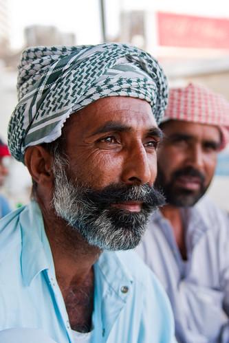 Dubai faces