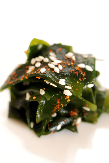 seaweed salad© by Haalo