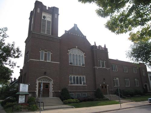 Aldrich Avenue Presbyterian Church