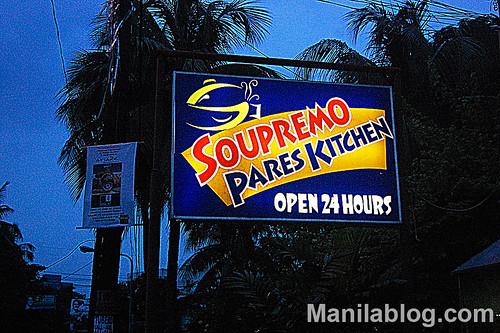 Soupremo Pares Manila