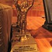 Jay Jones' staff trophy for general unkemptness