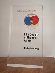 Film Society of the Year award 2009