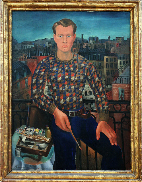 Self-portrait 1927 - Christopher Wood
