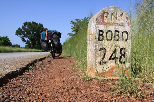 Bobo, 248 km.