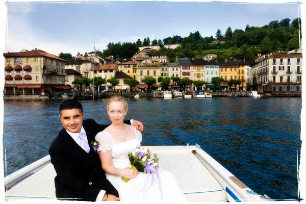 Wedding in Orta San Giulio