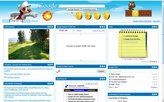 Screenshot of my iGoogle Page (click to enlarge)