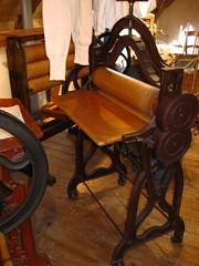 old presser