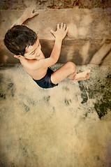 SAIF (irfan cheema...) Tags: pakistan boy summer water kid bath child son saif sargodha tubewell irfancheema familygetty2010