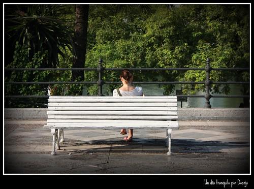 Un día tranquilo