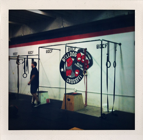 Bulldog CrossFit