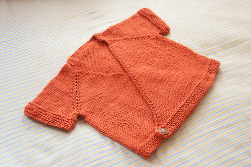 Baby Kimono Knit Pattern Patterns Gallery