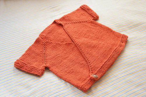 Baby Kimono Knit Pattern Patterns Gallery