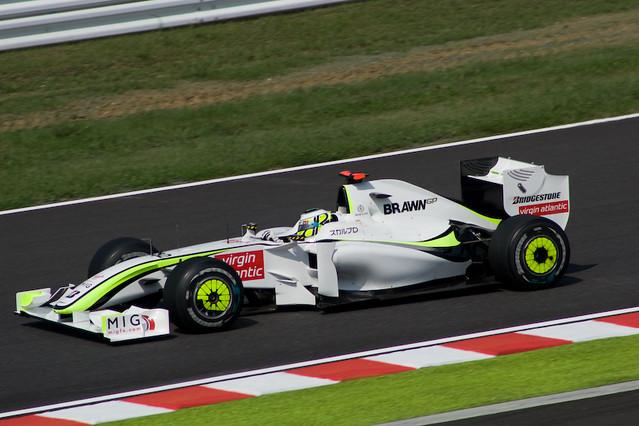 Jenson Button - BGP001