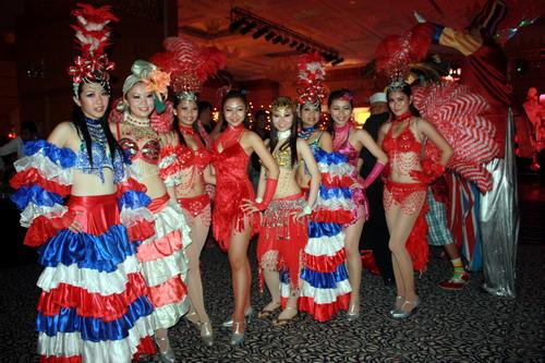 MIGF dancers