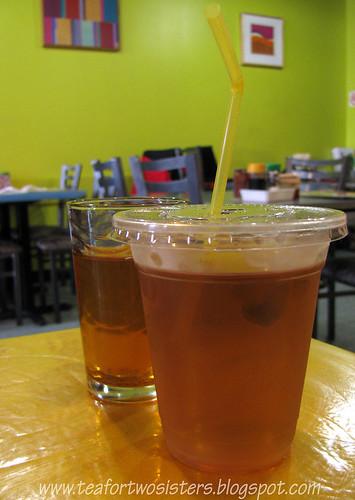 Wintermelon tea