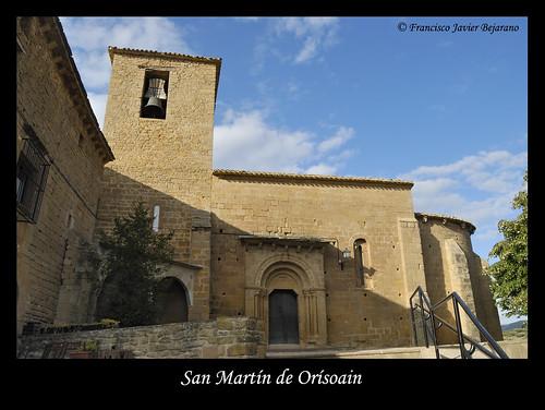 San Martín de Orísoain