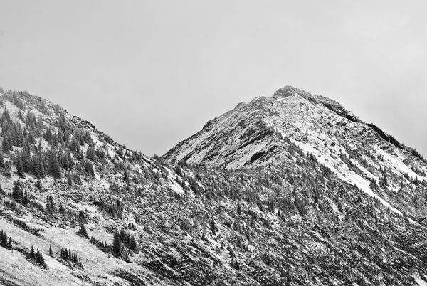 near Slate Peak