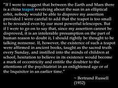 Celestial teapot (ratexla) Tags: favorite smart cool russell atheism quote good awesome text religion philosophy science quotes teapot teapots win epic clever 1952 1000views bertrandrussell spiffing citat awesomesauce picturepicturesimageimagesbildbilder
