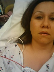 In Bed 5, Emergency Room, With Chest Pains (last week.)