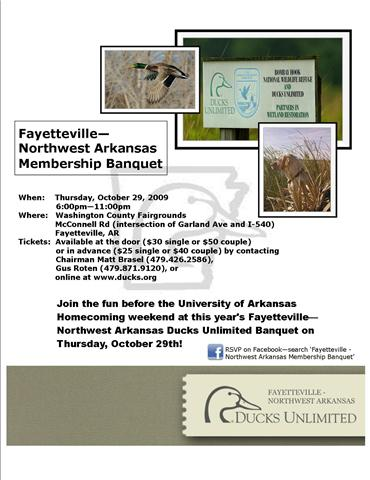 Ducks Unlimited flyer for 2009 GetAttachment.aspx