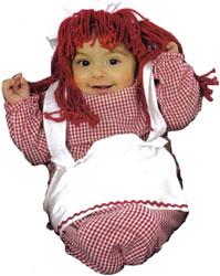 Baby Halloween Costume 1