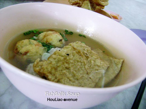 FishBalls Soup