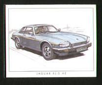Jaguar XJ-S HE 1981-1988 Art (artofwheels) Tags: jaguar xjs he 1981 1988 xk8 1996 xj6 x300 1994 sovereign xj40 1986 xj series 3 iii 1989 1990 1991 1992 art classic cars old vintage early retro