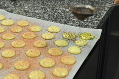 Макаруны рецепт в духовке