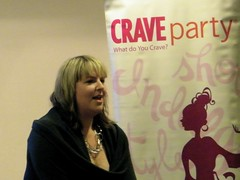 Melody Biringer of CRAVE