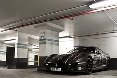 Team Pavo. (Alex Penfold) Tags: auto camera black cars alex sports car sport mobile canon underground photography eos photo cool flickr image garage awesome flash stripe picture super ferrari spot exotic photograph gloss spotted hyper gto carpark 3000 supercar spotting gumball matte numberplate exotica sportscar sportscars supercars f12 penfold 599 gumball3000 spotter 2011 hypercar 60d hypercars alexpenfold f12gto