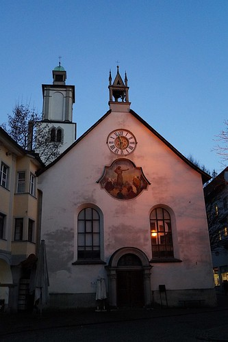 Feldkirch: Johanniterkirche