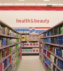 For sale (?) (Toban B.) Tags: ontario canada beauty mall private advertising women industrial cream shampoo health departmentstore capitalism hbc chemicals bodies consumerism gender londonontario myths zellers
