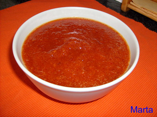 Mermeladas de calabacín y pimiento rojo 3546402250_a7b401b0c8
