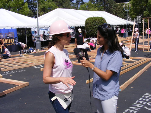 Habitat's Power Women, Power Tools Event